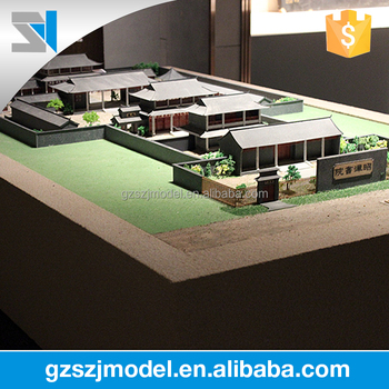 Ancient Building 3d Models Making Architectural Miniature Scale Models -  Buy Commercial Building Model Makingarchitectural Miniature Scale