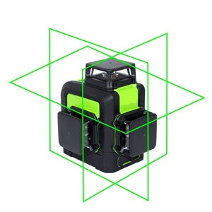 360 12 Lines 3D Green Rotary Germany Beam Self-Leveling Laser Auto Leveling Laser Level