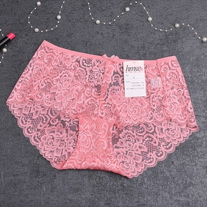 Free Sample Young Girl Underwear Sheer Lace Thong Panties,ladies French Lace Panties