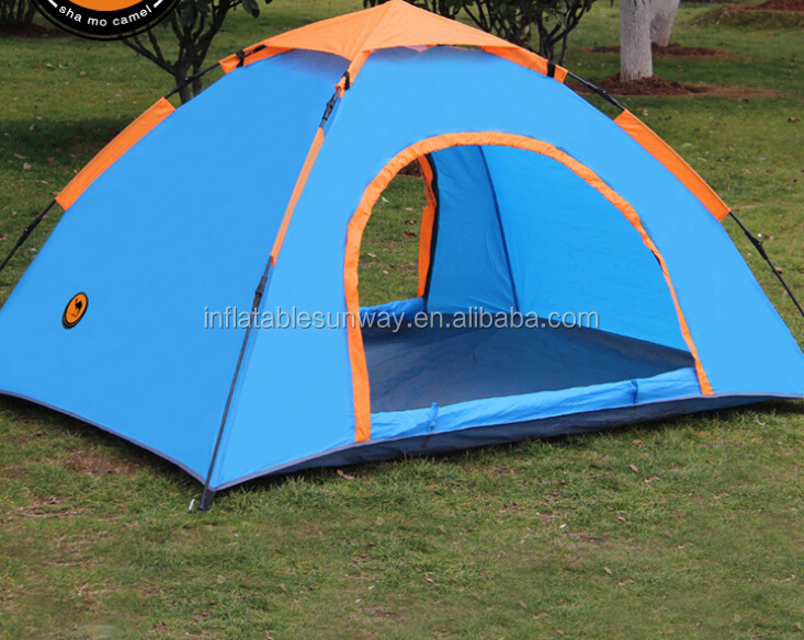SUNWAY Luxury Safari Tent for Sale Camper Trailer Tent Arabian Tents for Sale