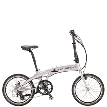 Lithium Battery 36V Foldable Electric Bicycle 20 Inch Electric Bike Folding