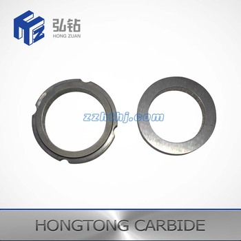 6% Nickel binder tungsten carbide seal ring