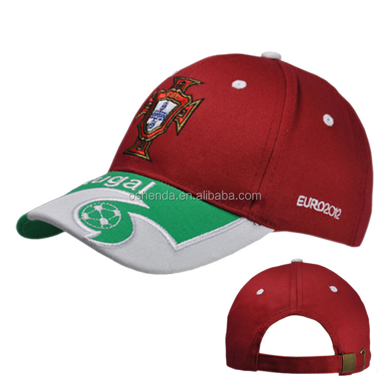 New design nice embroidery work at front and bill sports dad hat
