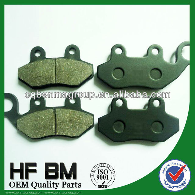 Cheap 125cc Motorcycle Parts , Super Quality OEM Motor Brake Pads 125cc Motorbike, Professional Brake Parts Manufacturer Sell!!