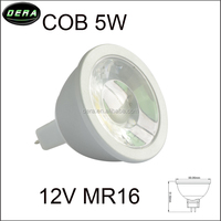 cob spot lamp 12v 3200k 6500k 4500k mr 16 led