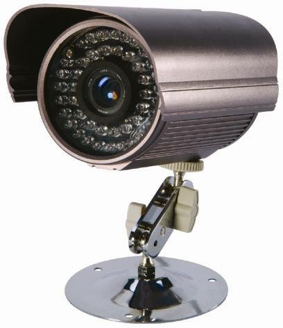 High resolution 100M IR 1/3 sony super had ccd 480tvl color box camera