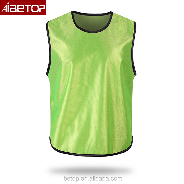 2018 Soccer Training Custom Sports Bibs Soccer Training Pinnies