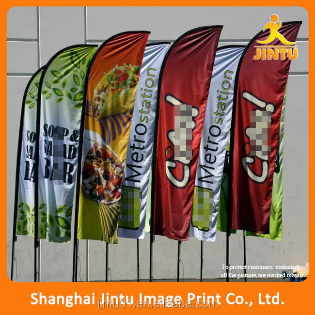 American Halloween Olympic fabric banners and flags for decoration