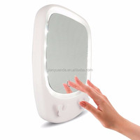 Wall mounting bathroom led light mirror touch sensor switch