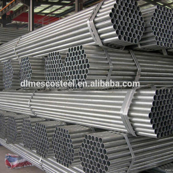 Construction material galvanized steel pipe,GI steel tubes factory prices