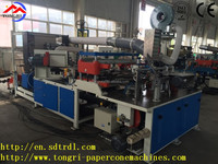 Yarn textile used paper making machine