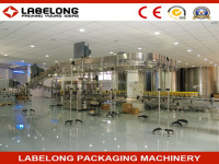 China gold manufacturer best quality big bag edible oil filling machine
