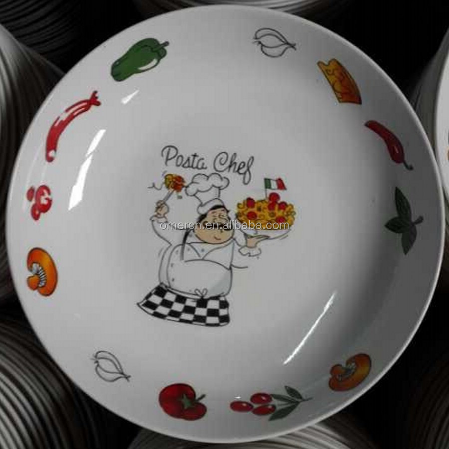 wholesale ceramic plates / ceramic pizza plate/ pasta plate with cheap price & Wholesale Ceramic Plates / Ceramic Pizza Plate/ Pasta Plate With ...