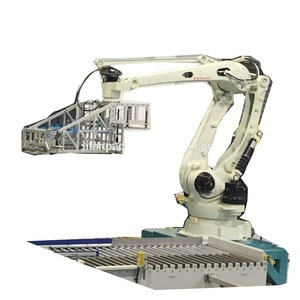 China supplier industrial 4 axis robot stacking arm for system