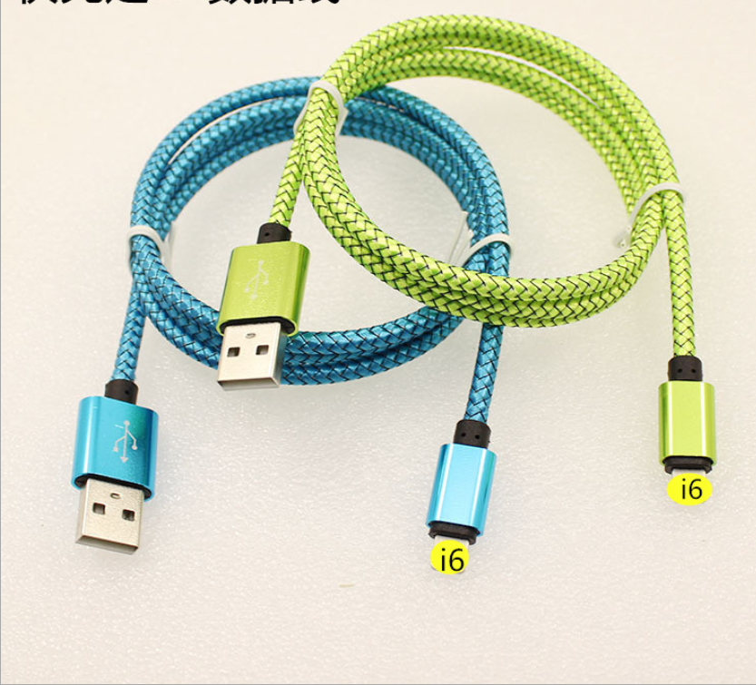 2017 best seller dragon nylon braided usb cable for mobile charger