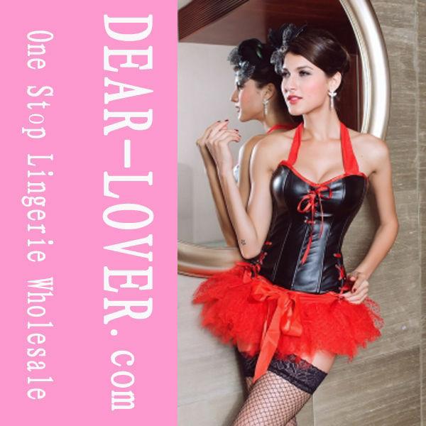 663faa46b vinil preto halter mulheres chinesas fotos nuas corpete-Roupas ...