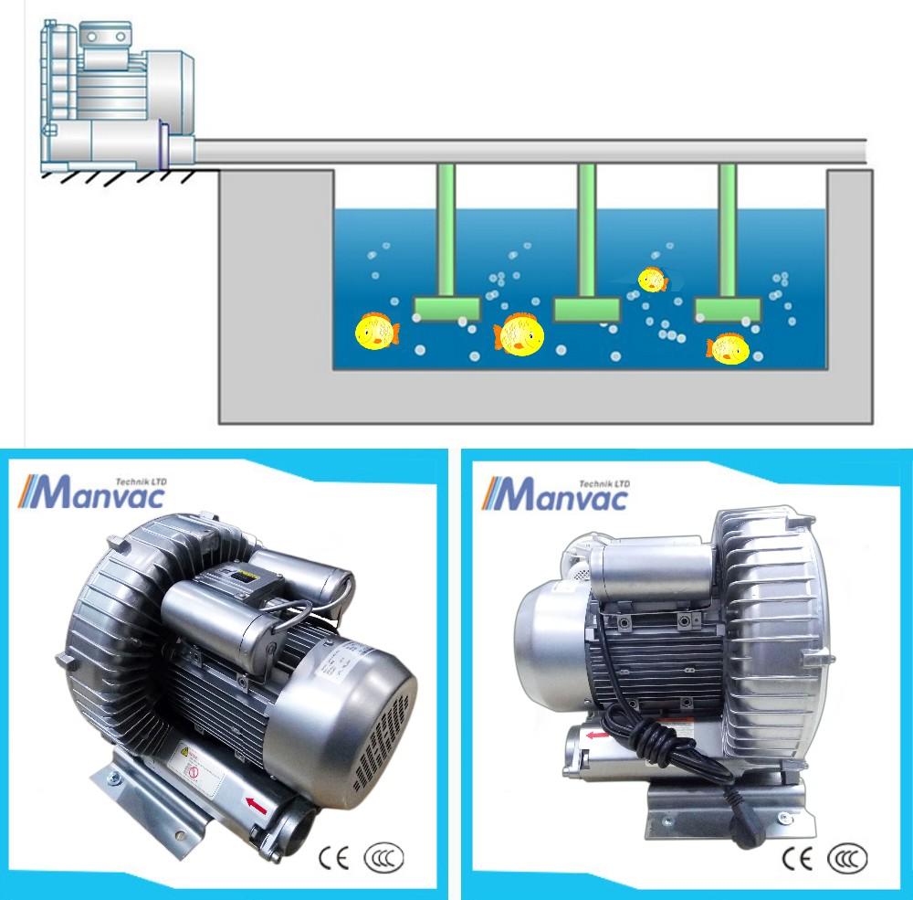 Aquarium fish tank motor - 220v Electric Blower Electric Fan Motor 400w 80m3 H Aquarium Fish Tank Air Pump