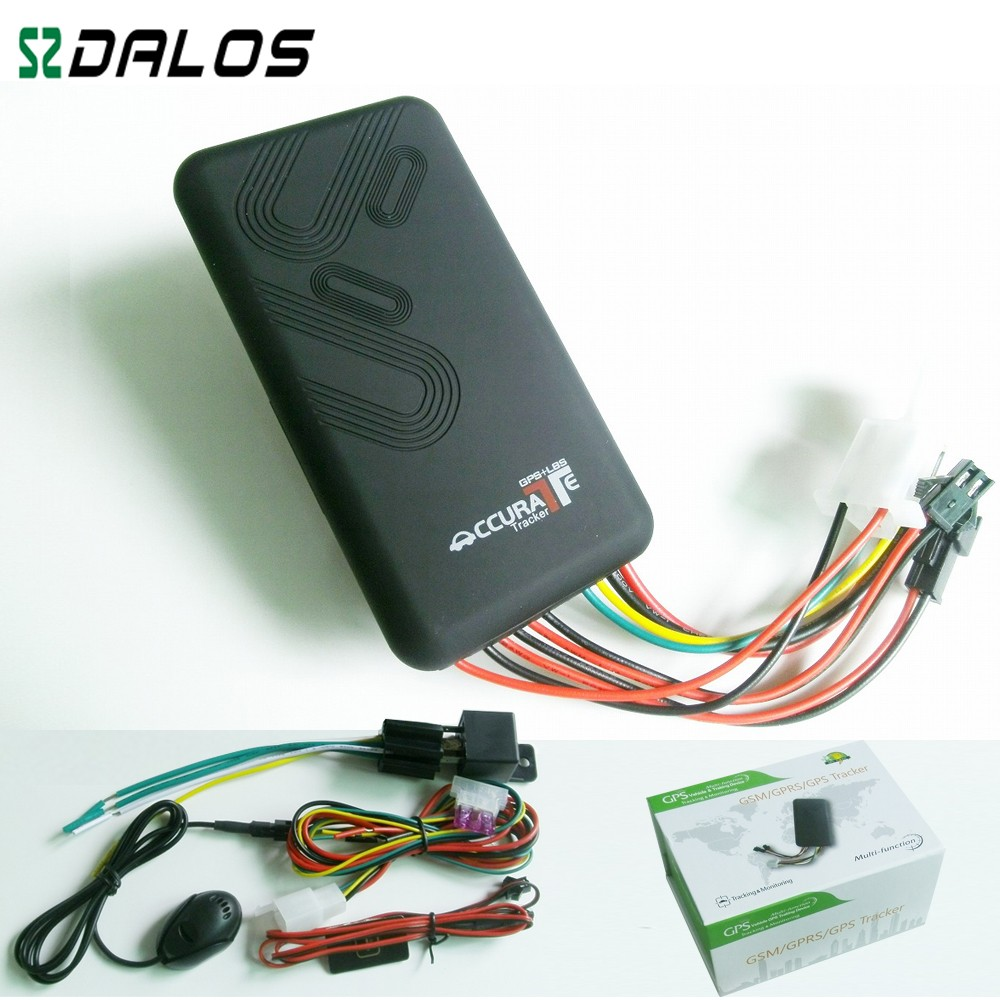 Gt06n Easy Install Gps For Vehicles Car Gps Locator Tracking ...