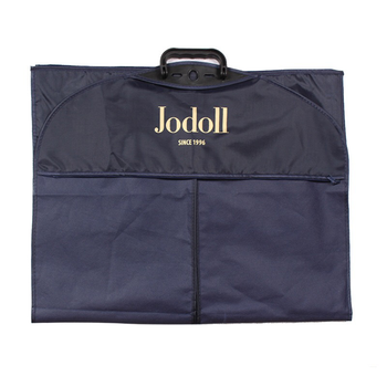Zippered dust suit protector bag foldable