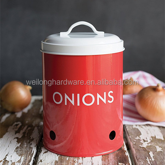 Onion Shaped Vegetable Storage Container Onion Shaped Vegetable