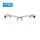 Joysee 2019 Metal New style Metal Optical Eyewear Attractive Temple Design. Quality Stainless Seel Material. Bi Plating