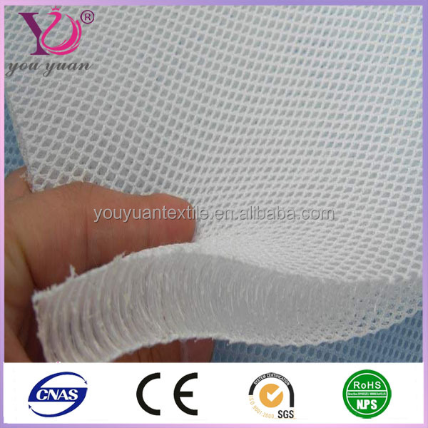 10mm Ticking Polyester Spacer Fabric For Seat Cover