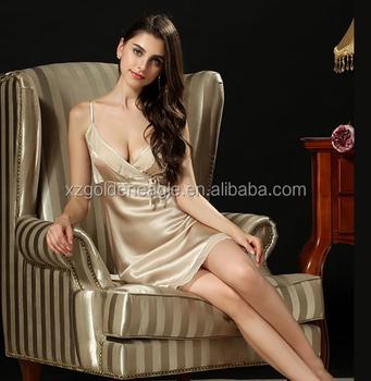 1a9d82101b New Design Gracious And Luxury 100% Silk Nighties - Buy Women ...