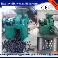 China best supplier coal ball press machine/charcoal ball press machine /charcoal coal briquette machine with CE