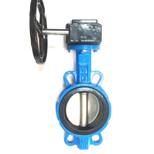 Manual oil NBR butterfly valve seat ring butterfly valve for oil