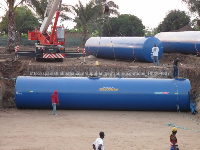 Tanques subterraneos para combustibles