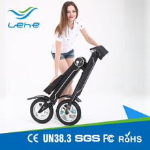 Entry level folding Electric Motorcycle Chopper Motorcycle