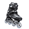 PAPAISON 2019 professional slalom roller skates best quality skate roller shoes with pure white color light wheels