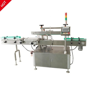 Professional Supplier Single Side Labeling Machine For PET Bottles