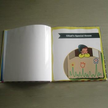 Short Story English 4c Hardcover Case Child/kids Photos Funny Book Printing  Short Storytelling For Kids - Buy Short Storytelling For