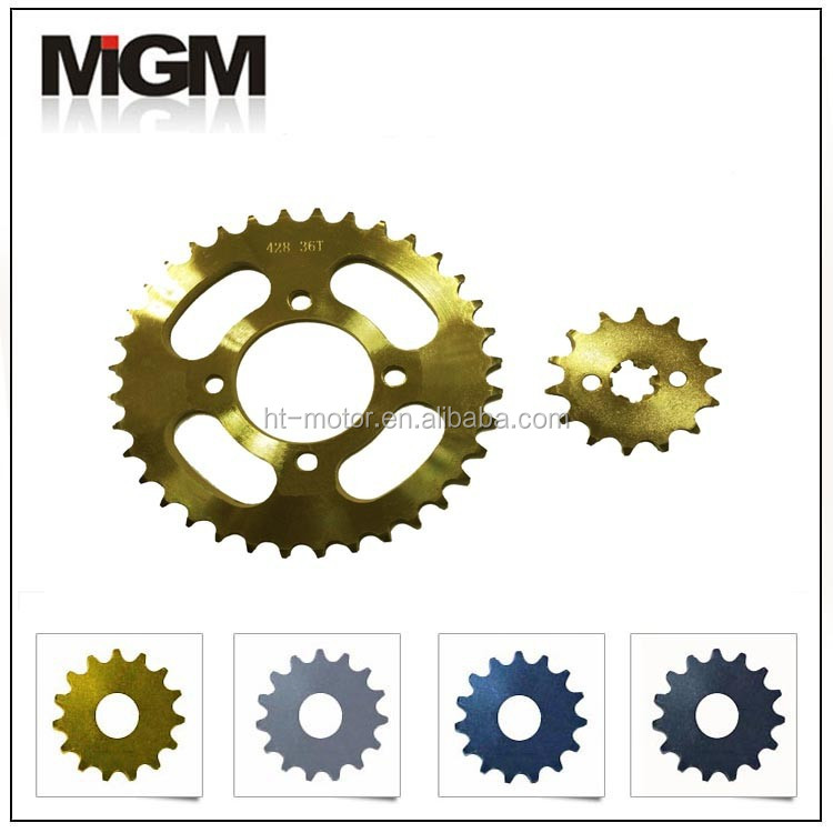 Motorcycle sprocket manufacture,motorcycle sprocket for 38T