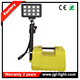 JGL night urgent situation incident rescue light RALS-9936 high power 36W 2200lm rechargeable led site flood light