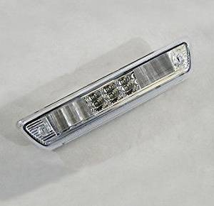 09-14 Ford F150 Pickup Tail LED 3RD Brake Light Clear Lens Rear Lamp Stop Cargo (GD-3204-C)