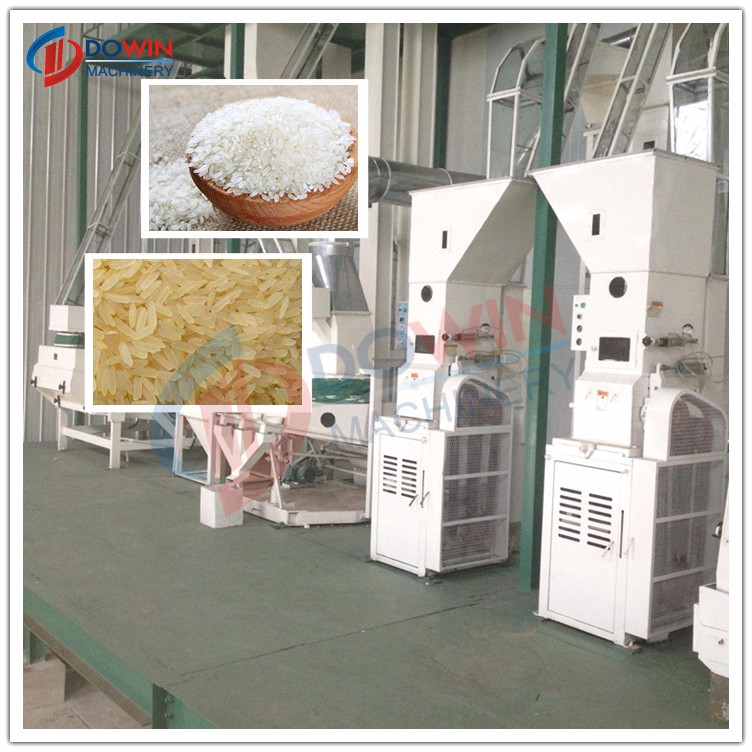 Complete set rice processing plants parboiled rice in bulk price