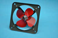 220V AC exhaust fan with metal pannel and cheap price wholesale wall and high quality