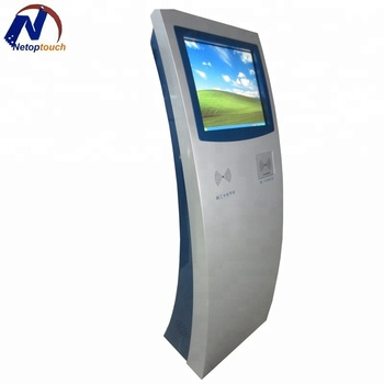 contactless IC / RFID kiosk