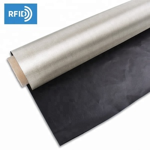 emi shielding fabric rfid blocking fabric protect card information Cellphone Signal blocking fabric