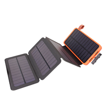 2017 new style new products waterproof silicone case 1A solar input 2017 solar charger on China market
