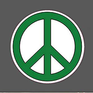 10 Peace Sticker Smoke Sticker world peace love Awaken Bicycle Car Sticker Decal Bumper Stickers Rainbow Peace Sign Anti War Stickers Decals