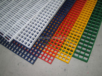 WellGRID Factory Supply FRP GRP Fiberglass Grill Floor