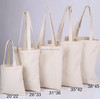 Handmade Heavy Duty Canvas Tote Bag for Shopping