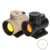 SPINA OPTICS 1x25 MRO aim point Mini holographic red dot reflex sight for Airsoft Outdoor Hunting