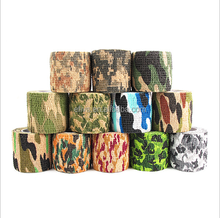 Hunting Equipment Camo Tape In Self-adhesive Carton Sealing Use and Rubber Adhesive cloth duct tape