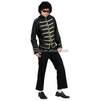Fancy Michael Jackson costume halloween men character costumes fancy dress party new BMG17131  sc 1 st  Alibaba & Fancy Michael Jackson Costume Halloween Men Character Costumes Fancy ...