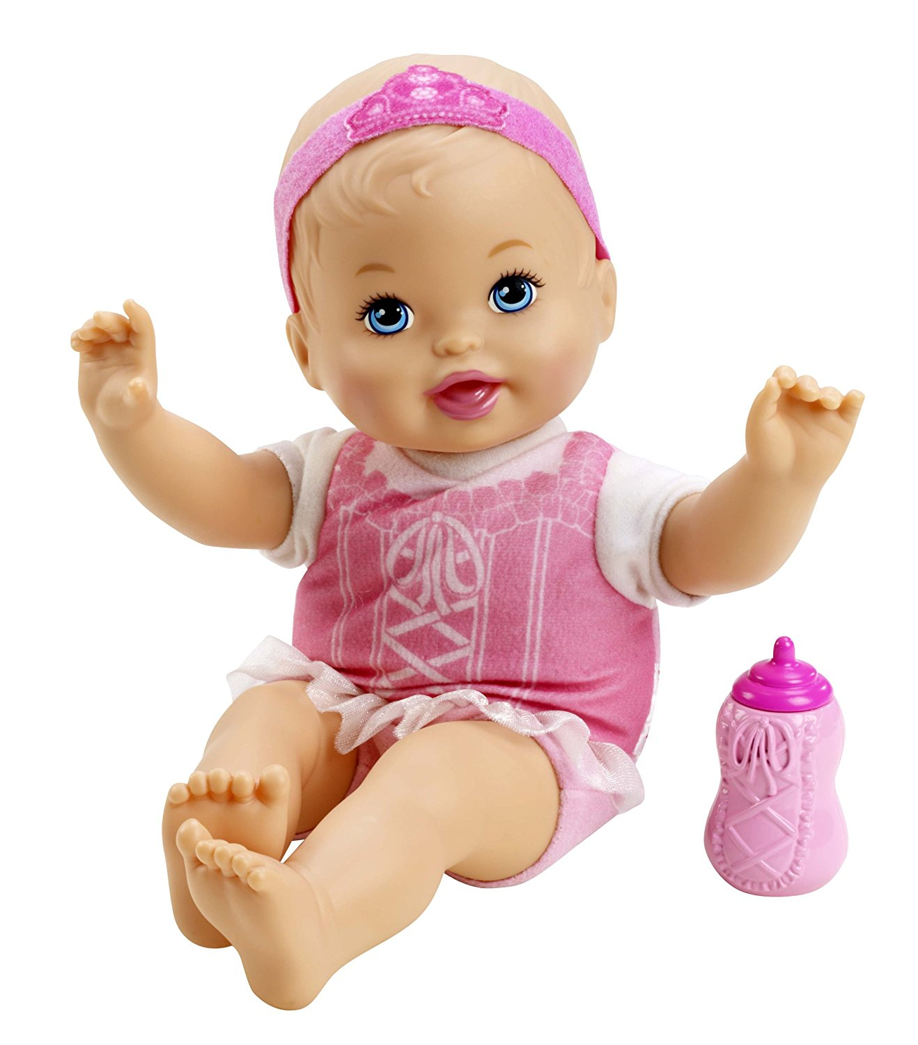 Little Mommy Baby So New Tiny Dancer Doll