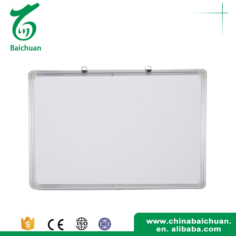 High quality Magnetic whiteboard dry erase board cork bulletin board green board